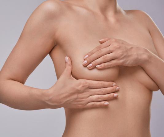 Areola correction & inverted nipples surgery model 02, Inigo Cosmetic Brisbane