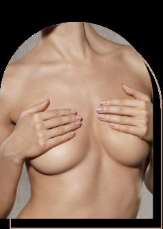 breast lieft small | Inigo Cosmetic