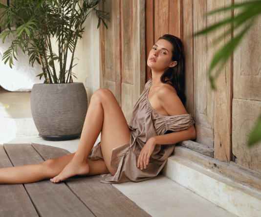 Vaser liposuction model 02, Inigo Cosmetic Brisbane