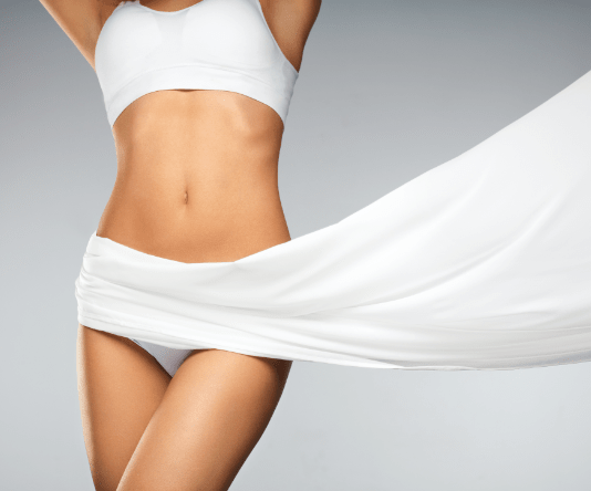 Renuvion skin tightening model 02 2x, Inigo Cosmetic Brisbane