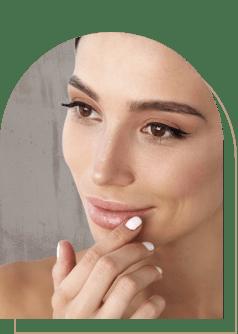 lip filler small | Inigo Cosmetic